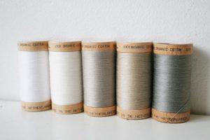 Organic thread